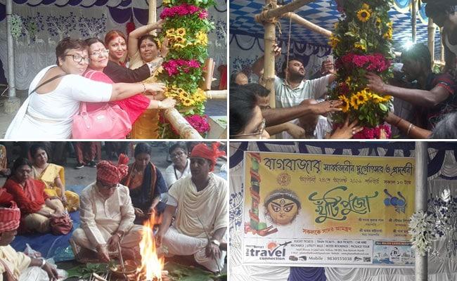 Durga Puja 2019: ১০১-এ পা 'নেতাজি'র 'বাগবাজার সার্বজনীন দুর্গোৎসব ও প্রদর্শনী'-এর