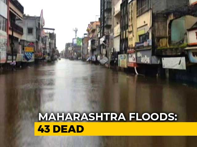 Video : Maharashtra Discusses Climate Change In Disaster Preparedness Review