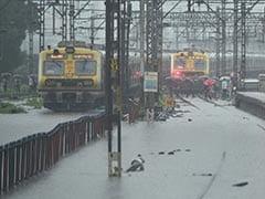 Mumbai Rains Highlights: Heavy Rains Continue To Pound Mumbai, Suburb Areas