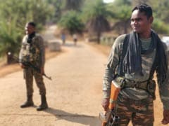 Jawan Injured In Encounter With Maoists Dies In Chhattisgarh