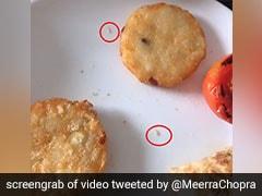 Watch: Priyanka Chopra's Cousin Meera Chopra Shares Video Of Worms In Her 5-Star Meal