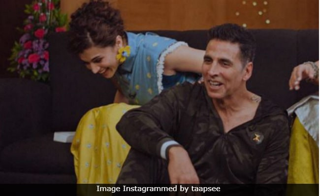 Forbes List Aside, Taapsee Pannu Is Confident That She Can Beat Akshay Kumar At This Race