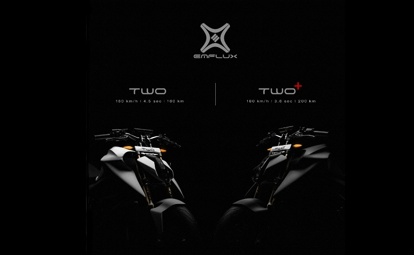 The Emflux TWO and TWO+ will be performance-oriented electric streetfighters