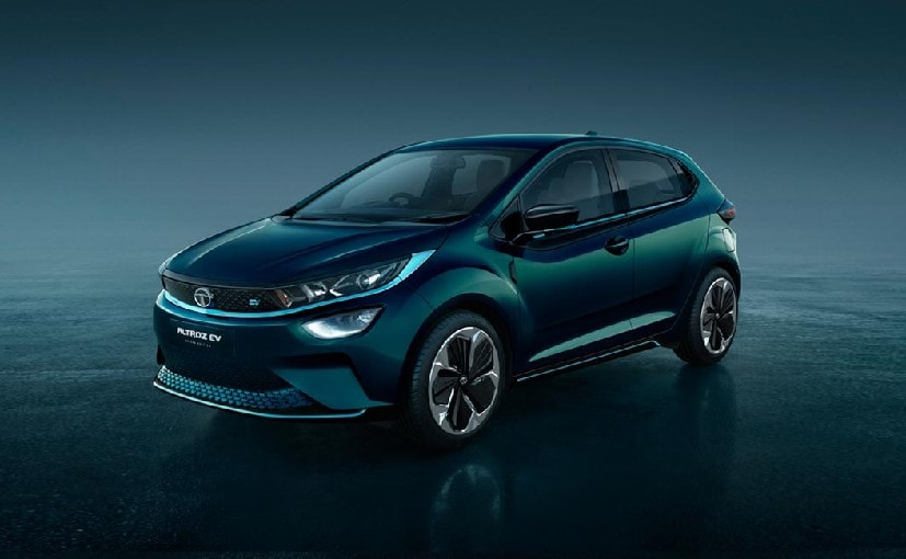 The Tata Altroz EV was unveiled at the Geneva Motor Show earlier this year, alongside the ICE version