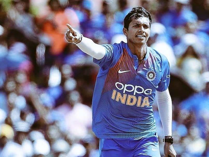 West Indies vs India 1st T20I: भारत ने विंडीज को दी 4 विकेट से मात, नवदीप सैनी बने मैन ऑफ द मैच, पर...