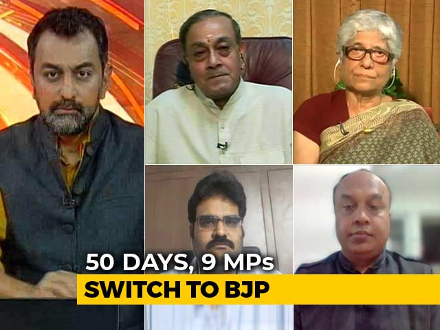 "Video : ""Bargain Sale"" Of Rajya Sabha MPs?"