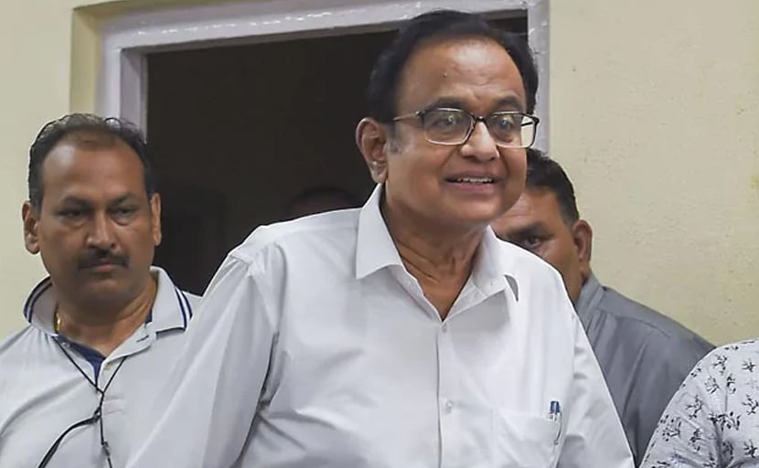 Supreme Court To Hear P Chidambaram's Plea On Anticipatory Bail Today