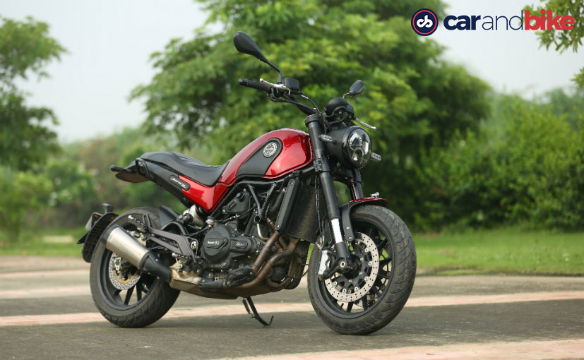 The Benelli Leoncino is priced at Rs. 4.79 lakh (ex-showroom, India)