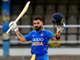 Video : Virat Kohli Becomes First To Score 20,000 International Runs In A Decade