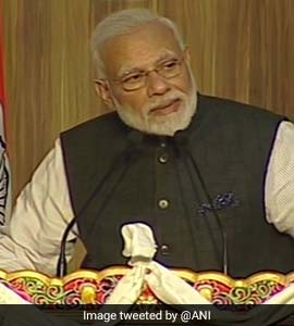 """""""Bhutan Understood Essence Of Happiness,"""" Says PM In Thimphu: Top Quotes"""