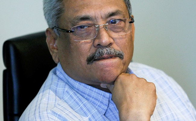 Ex-Wartime Defence Chief Gotabhaya Rajapakse To Run For Sri Lanka President