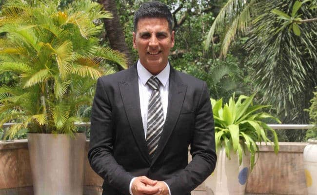 Akshay Kumar Believes In '70 Per Cent Luck And 30 Per Cent Hard Work'
