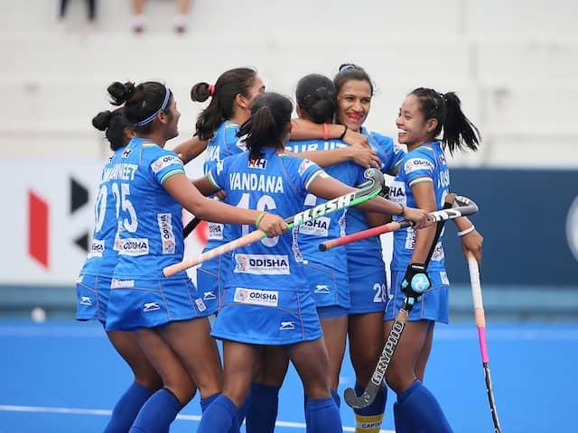 Gurjit Kaurs Brace Helps Indian Womens Hockey Team Beat Japan In Olympic Test Event