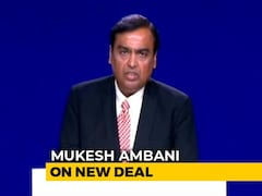 Video: Biggest Foreign Investment In Reliance History: Mukesh Ambani On New Deal