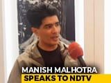 Video : Manish Malhotra On 'Reinventing Red'