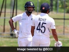 Cheteshwar Pujara, Rohit Sharma Take India To 297/5 In Practice Match Against West Indies A