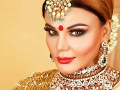 राखी सावंत ब्राइडल लुक में पोस्ट कर रहीं फोटो लेकिन अभी तक नहीं दिखाया पति का चेहरा...