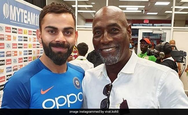 Have You Seen Ranveer Singh's Comment On Virat Kohli's Pic With Vivian Richards?