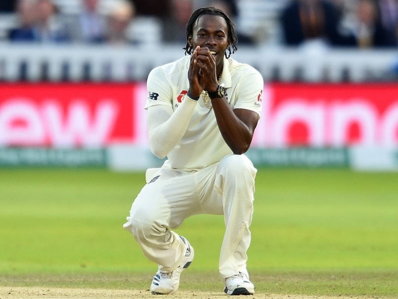 Jofra Archer went wicketless in Old Trafford test first innings