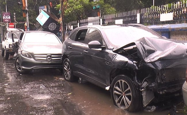 In Kolkata Jaguar Crash, 'Biryani Brothers' Charged By Police
