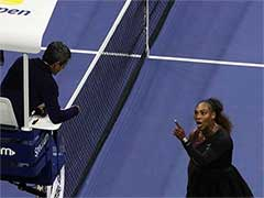 Williams Ban For US Open Umpire After Serena Williams-Naomi Osaka Furore