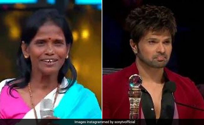 रानू मंडल ने स्टूडियो में इस तरह जीता हिमेश रेशमिया का दिल, देखें इनसाइड Video