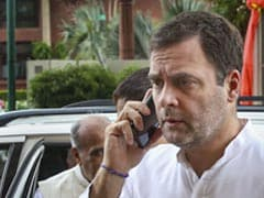 Why Rahul Gandhi Skipped Congress Meet Called By Sonia Gandhi