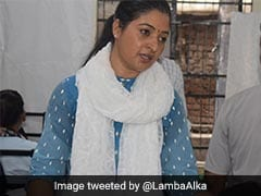 """Will Resign From AAP Soon, But Stay On As Lawmaker,"" Declares Alka Lamba"
