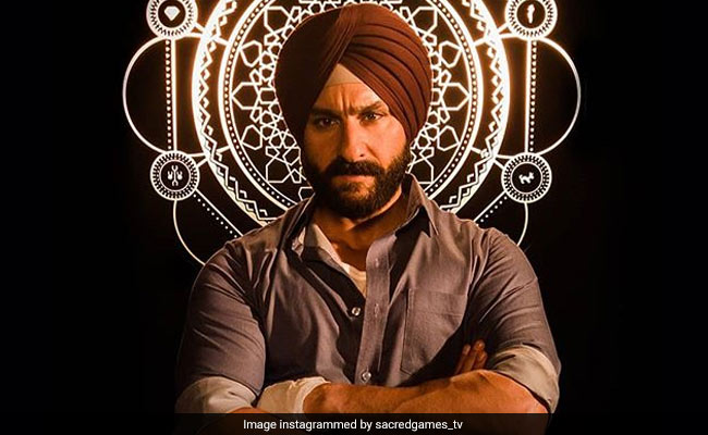 Saif Ali Khan Says He's Not Like Sacred Games' Sartaj: 'Never Wanted To Drink Phenyl'