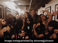 The Rock बेटी को भी ला रहे हैं WWE के रिंग में, यूं चल रही है ट्रेनिंग- देखें Photo