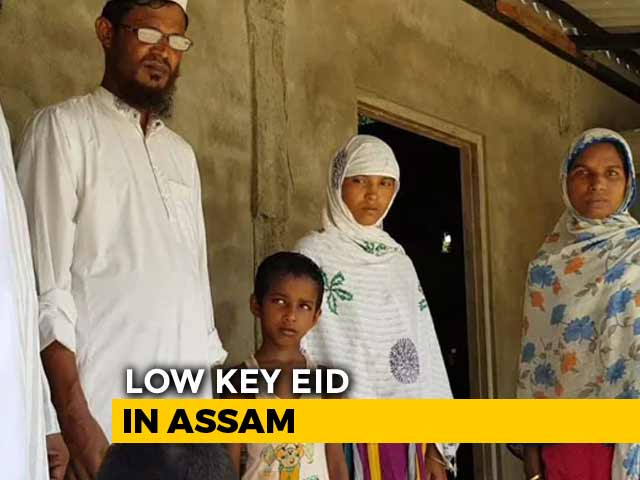 "Video : ""This Eid Is About Sorrow"": Assam Man's Sisters Died Going To NRC Hearing"
