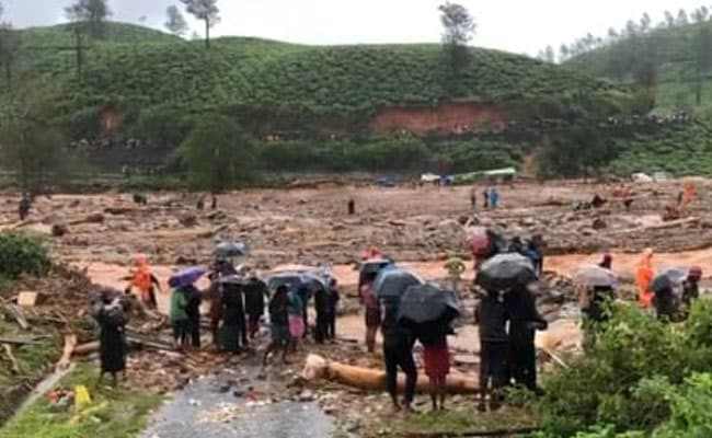 "Most Recent Kerala Landslides In ""Ecologically Sensitive Zones"""