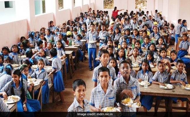 Kids To Grow Vegetables, Fruits For Midday Meal Scheme In Uttar Pradesh
