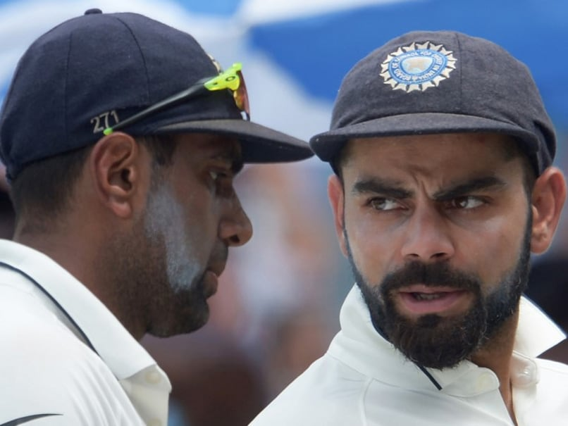 """Astonishing"": Sunil Gavaskar Unhappy With R Ashwin"