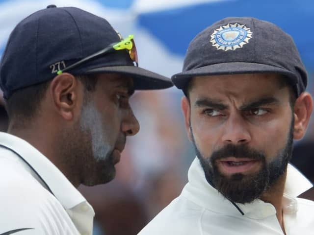 """Astonishing"": Sunil Gavaskar Unhappy With R Ashwins Exclusion From Antigua Test"