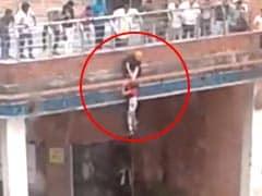 मां से हुआ झगड़ा तो हॉस्पिटल की छत से लड़की ने की सुसाइड की कोशिश, लाइव Video हुआ वायरल