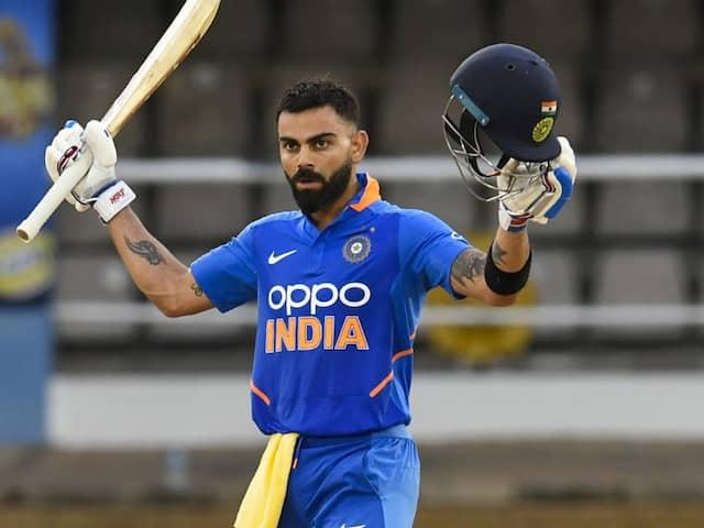 Virat Kohli Becomes Top Scorer In A Decade In International Cricket