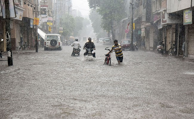 Air Force Rescues 125 Stranded On Road In Gujarat's Kutch Amid Heavy Rain