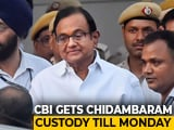 "Video : ""No Question I Haven't Answered"": Chidambaram Rejects CBI Claim In Court"