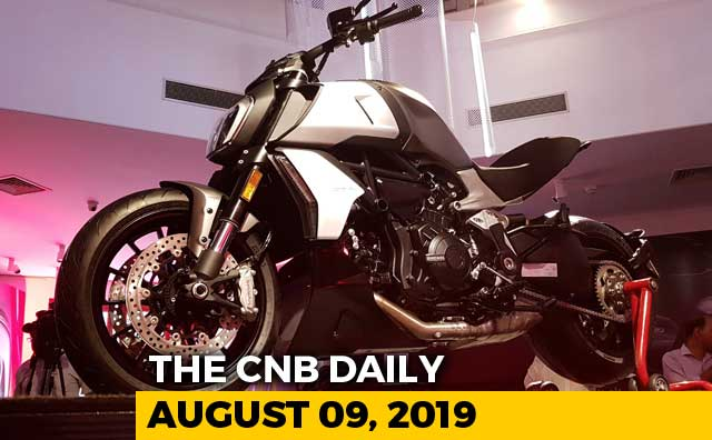 Ducati Diavel 1260, Maruti Suzuki XL6 Bookings, Revolt RV400