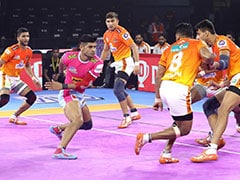 PKL 7: Jaipur Pink Panthers Beat Puneri Paltan 33-25
