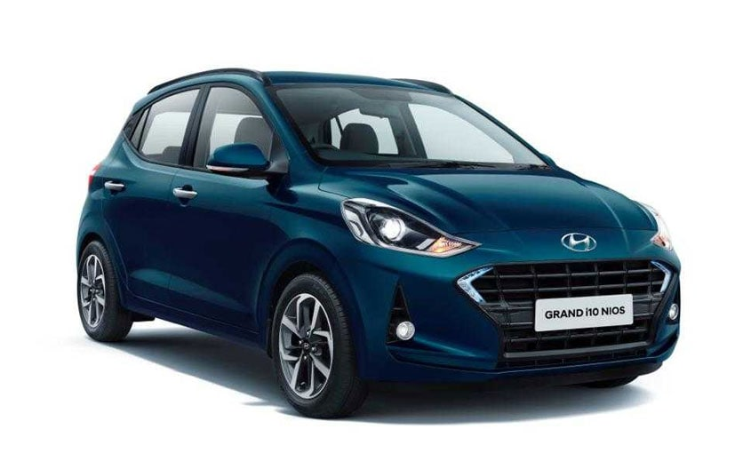 Hyundai Names Its New Hatchback Grand i10 Nios; Bookings Open