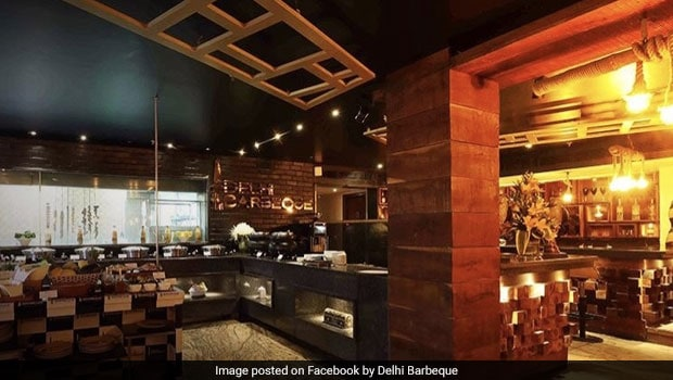 New Restaurant: Delhi Barbeque By Taurus Sarovar Portico - An Ode To North Indian Cuisine