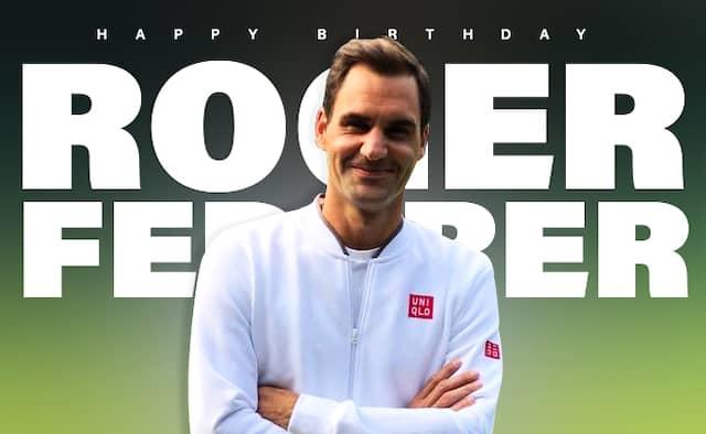 Roger Federer turns 38 - does age matter to him; Happy Birthday Roger Federer