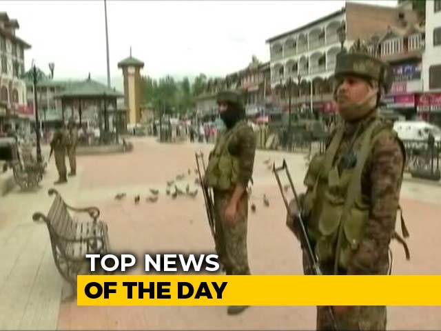 Video : The Biggest Stories Of August 2, 2019