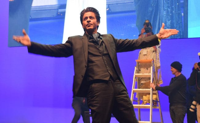 When Shah Rukh Khan Made Melbourne Dance To Chaiyya Chaiyya
