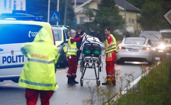 Mosque shooting in Norway treated as attempted terrorist attack