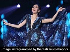 करिश्मा कपूर शो के होस्ट के संग कर रही थी डांस तभी हुआ कुछ ऐसा कि मार दिया धक्का...देखें Video