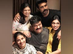 Chiranjeevi, 'The Reason For Smile On My Face': Daughter Sreeja Posts Moving Birthday Wish