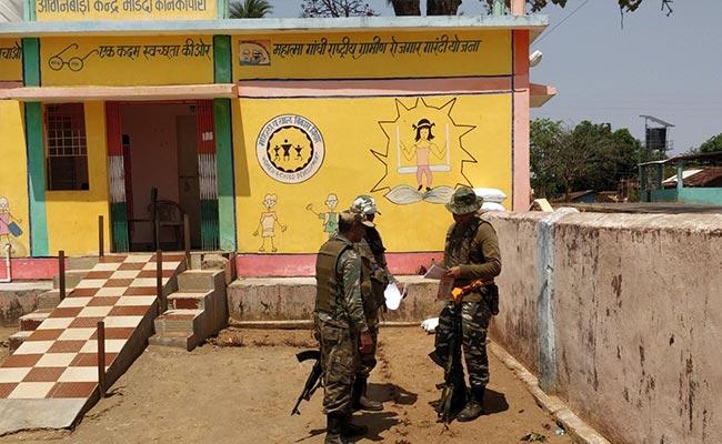 Jawan Injured In Encounter With Maoists Dies In Chhattisgarh
